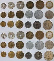 Купить монеты разных стран недорого копейка 1832
