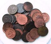 Продам монеты 2коп. 40шт.
