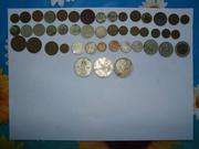 Продам коллекцию монет и банкнот