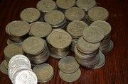 монеты Украины разных годов 1, 2, 5, 10, 25, 50 копейки с 1992 года