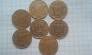 Продам монеты украины 1992 г.
