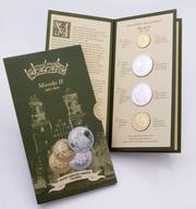 Продам Комплект монет из серии Судьба польских королей